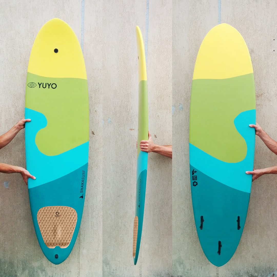 ECO Egg Surfboard
