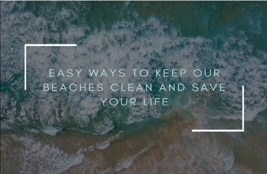Tips To Help Your Local Beach Clean Up Its Act