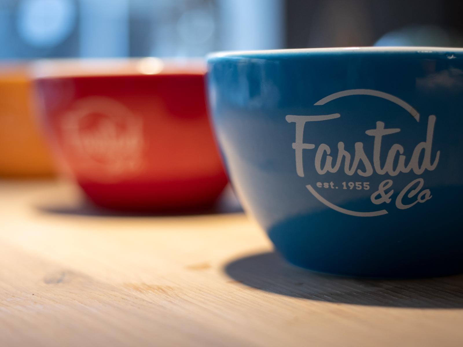 Farstad & Co. Coffee Mugs