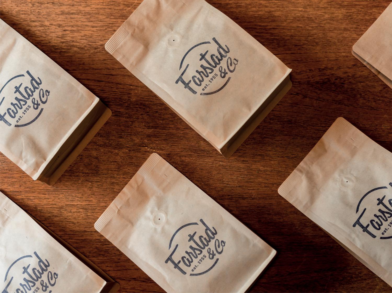 Farstad & Co. Coffee Packaging