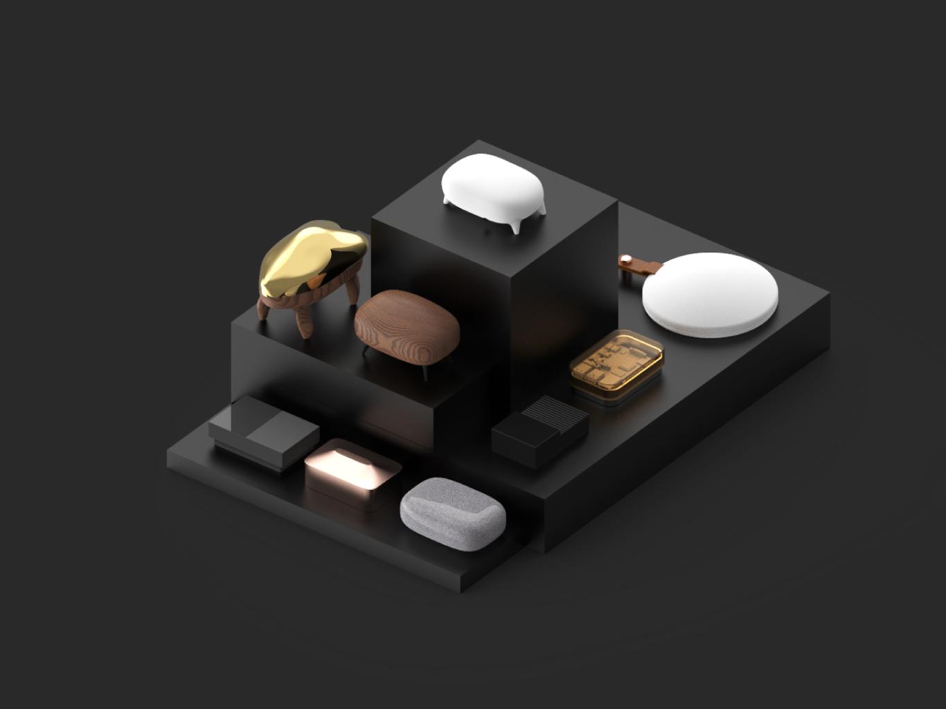 Custom Raspberry Pi 4 B Case Design Concepts
